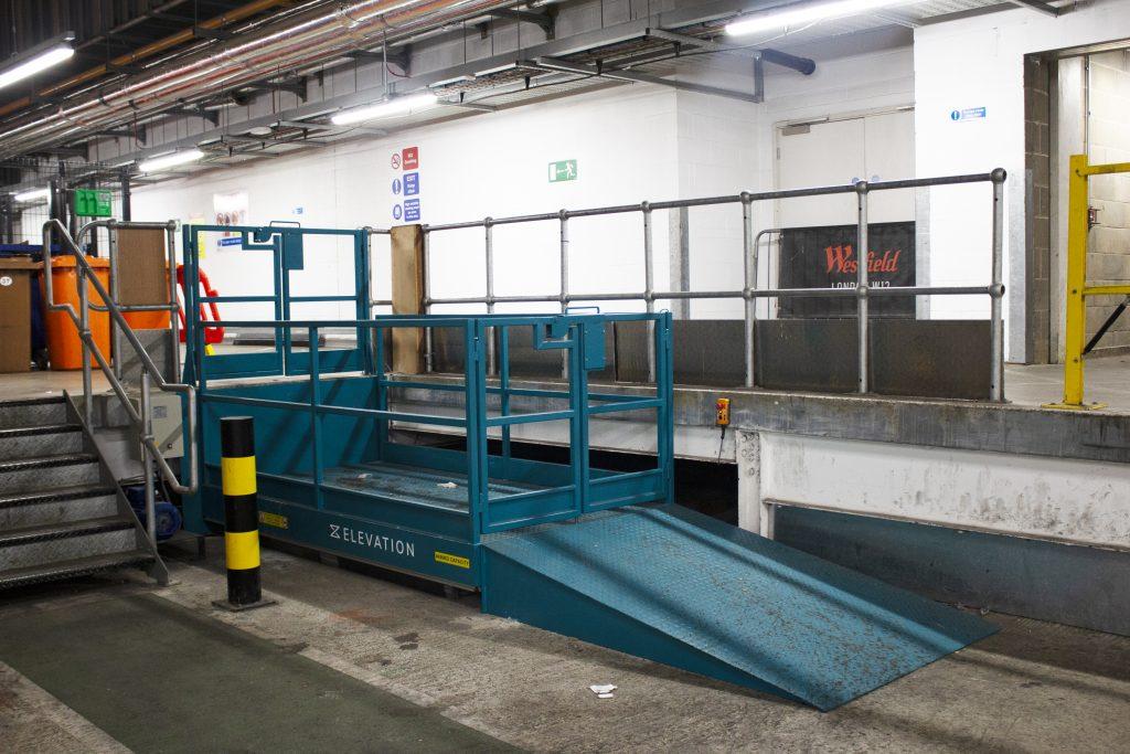 Equipment Hydraulic Scissor Lift